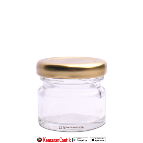 JAR 25 ML ISI 240 PCS