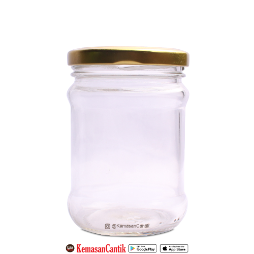 JAR 200 ML ISI 100 PCS