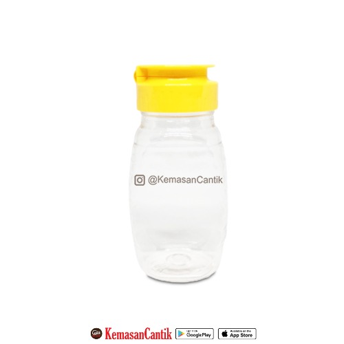 BOTOL MADU TJ 100 ML