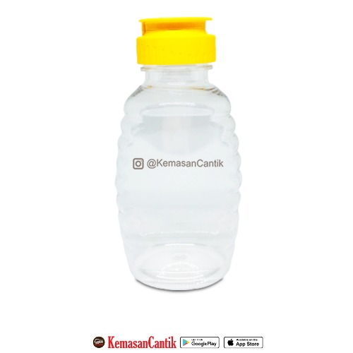 BOTOL MADU TJ 250 ML