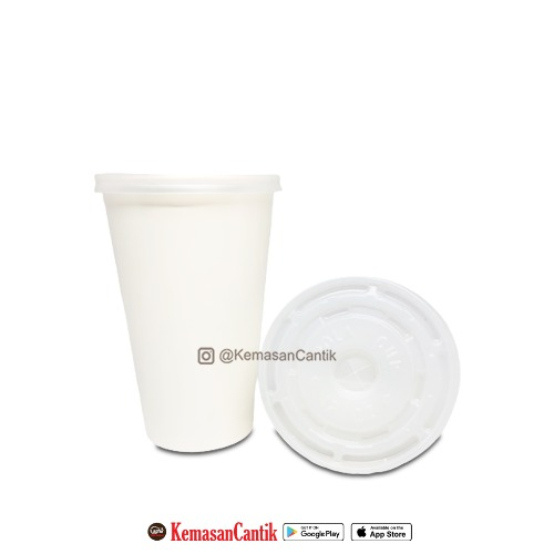 LID COLD CUP 12 OZ