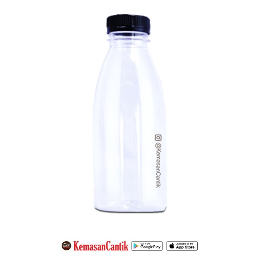 BOTOL PET BV38 500 ML (45) BENING
