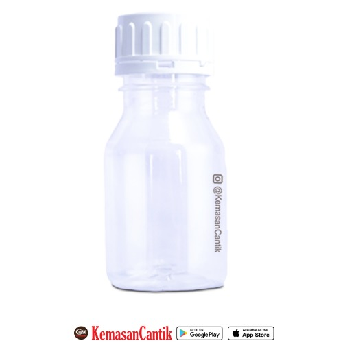 BOTOL PET CHEM 250 ML BENING