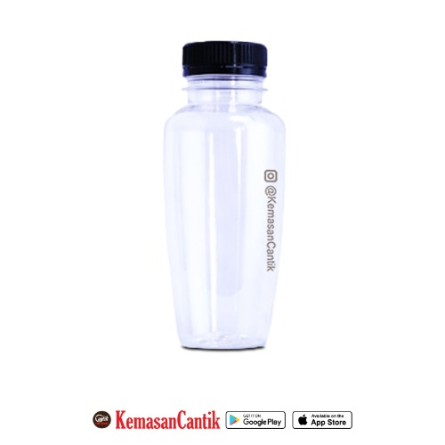 BOTOL PET SHAKER 250 ML BENING